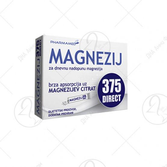 Магнезиум 375 Директ Цитрат