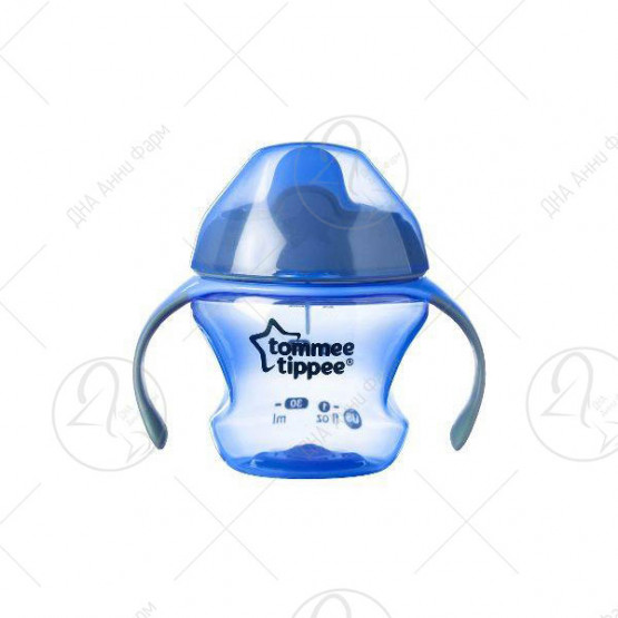 Tommee Tippee чашка 4+м, 150 мл – Некапечка
