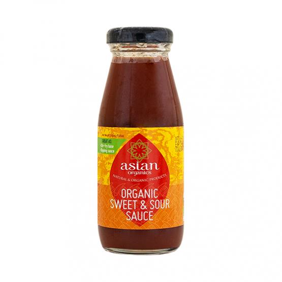 Азиски Слатко лут сос Органски 250г