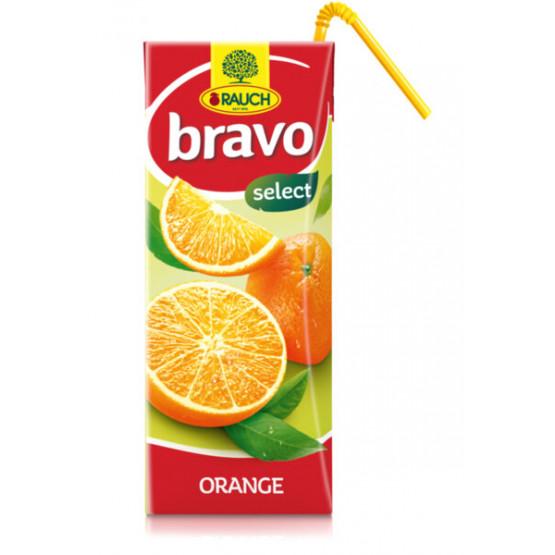 Сок Браво портокал 200мл