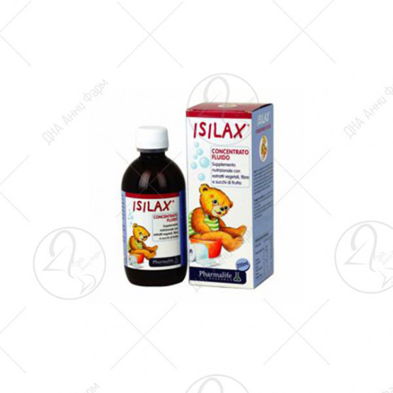 ISILAX bimbi концентриран сируп 200 ml