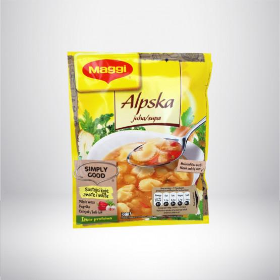Маги алпска супа 47г