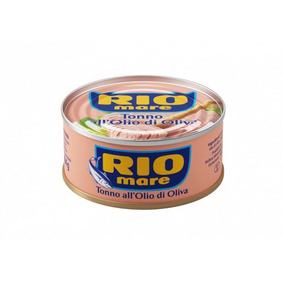 Туна Рио Маре во маслиново масло 120г
