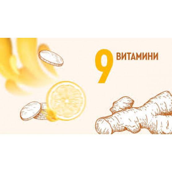 Цевитана Лимон Ѓумбир 500г Витаминка