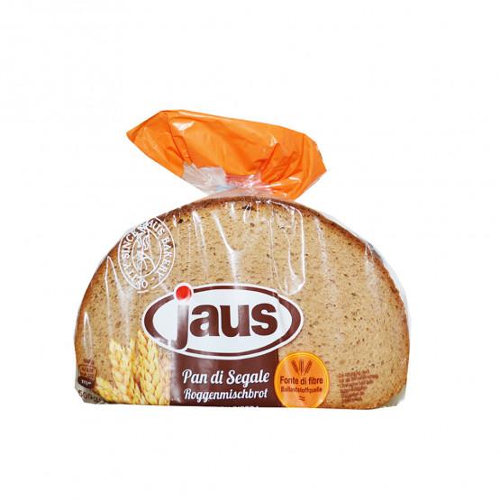 Леб црн 500г Јаус ржан