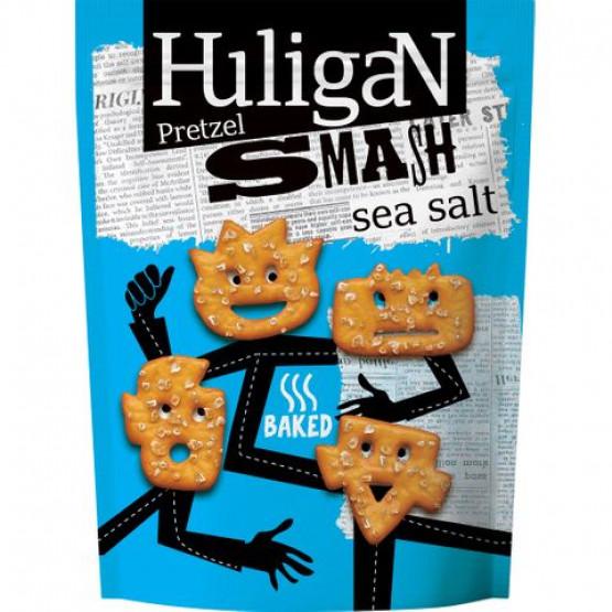 Претзел морска сол Хулиган смеш 70г