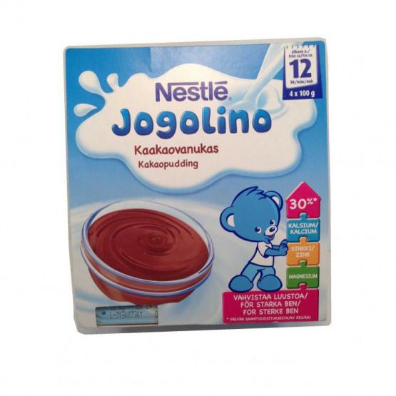 Нестле пудинг Јоголино со какао 4*100г