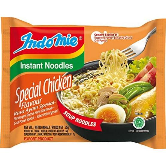 Индоми тестенини со вкус на домашна кокошкина супа 5х70г