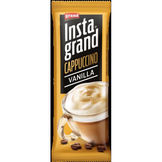 Гранд кафе инстант капучино ванила кеса 18г
