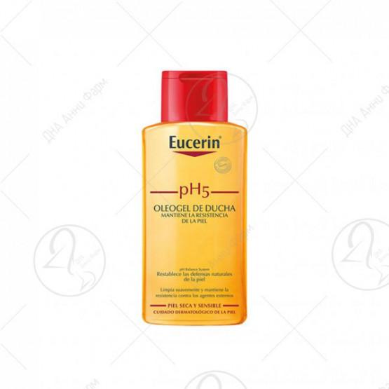 Eucerin pH5 Масло за туширање 200ml