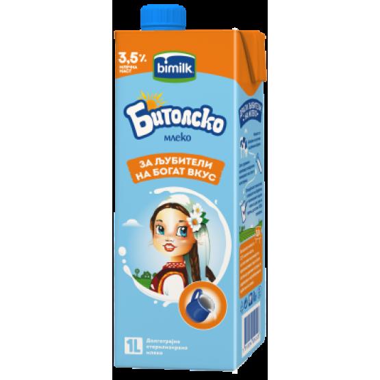 Битолско млеко 3.5% 1л
