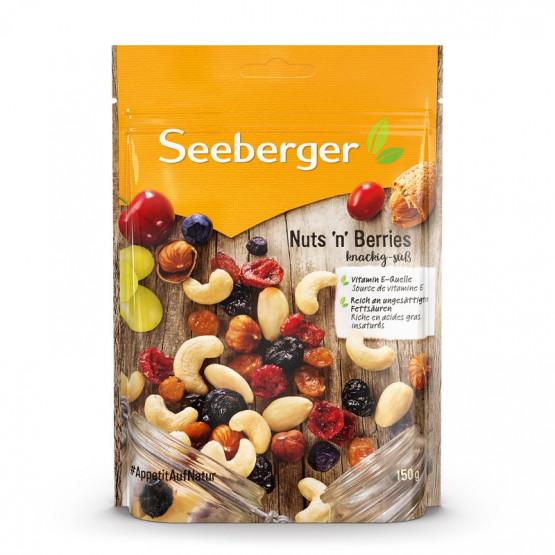 Лукс микс лешник/грозје 150г Себергер