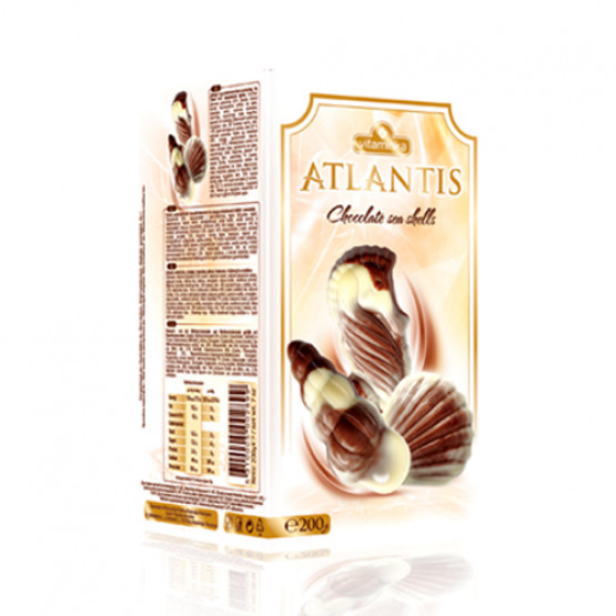 Витаминка бонбониера Атлантис оригинал 200г