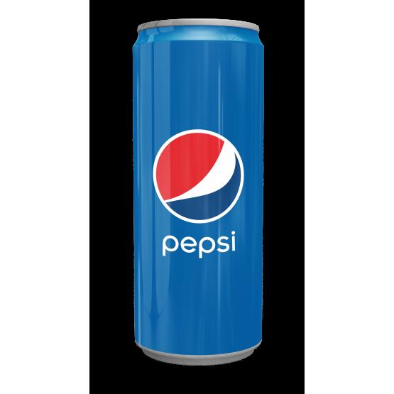 Пепси кола лименка 330мл