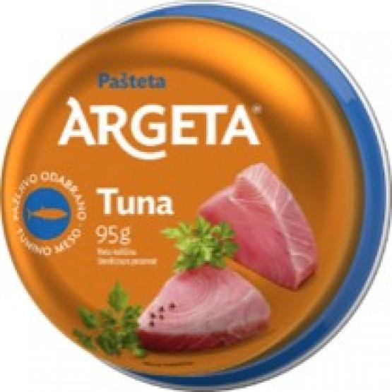 Аргета паштета туна 95г