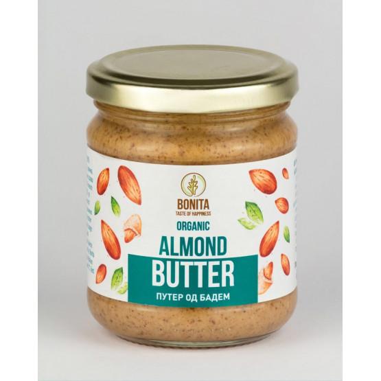 Органски путер од бадем 200г
