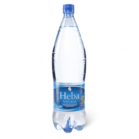Хеба вода негазирана 1.5л
