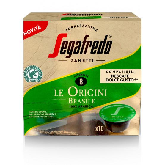 Кафе Сегафредо Оригини Бразил 75г