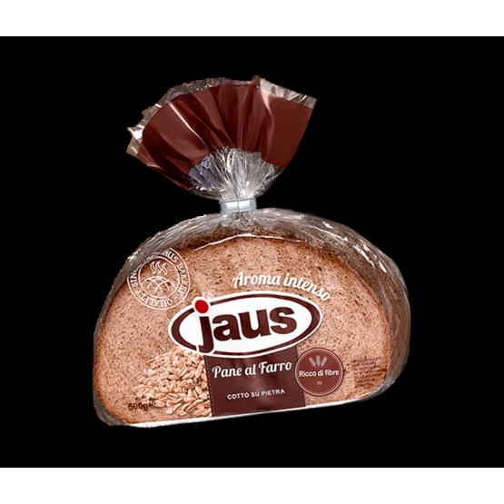 Леб црн 500г Јаус со житарки