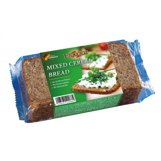 Леб црн житарки 500г Квикбери