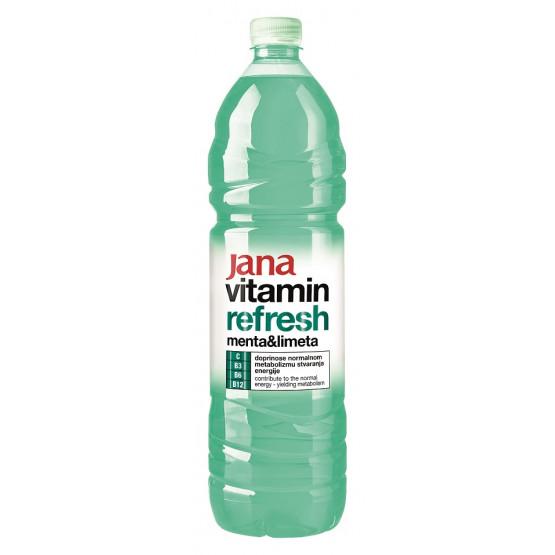 Вода Јана витамин лимета 1.5л
