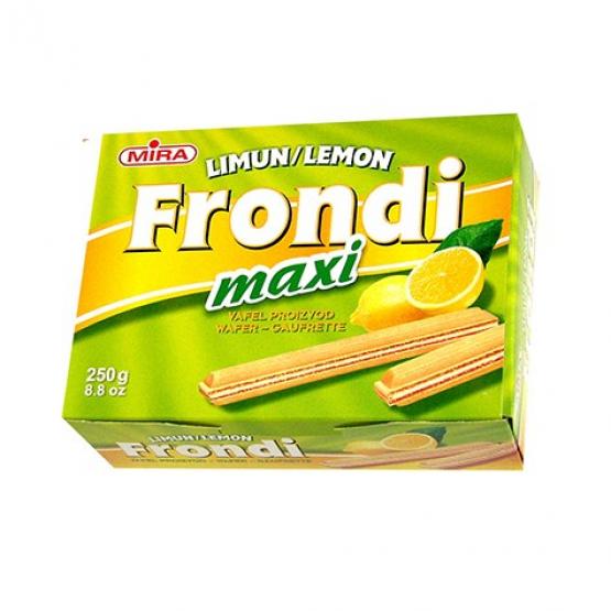 Наполитанки Фронди лимон 250г