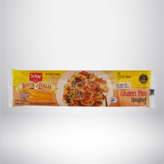 Шпагети без глутен 250г Шар