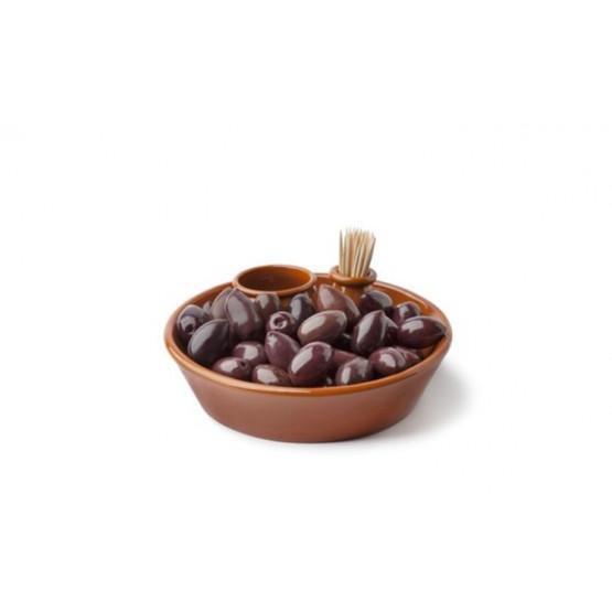 Оливија маслинки Каламата 720г