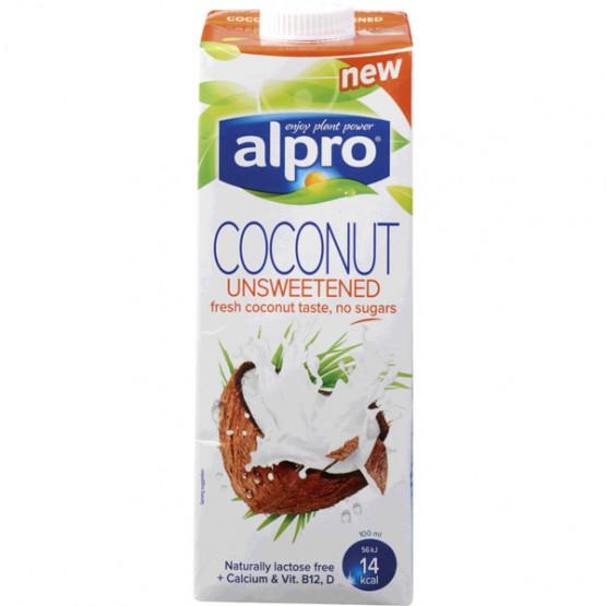 Алпро напиток од кокос незасладен 1л