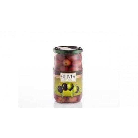 Оливија маслинки црни трпезни 720г