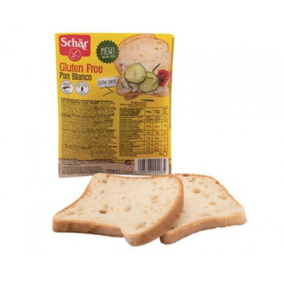 Леб без глутен Пан бланко 250г Шар