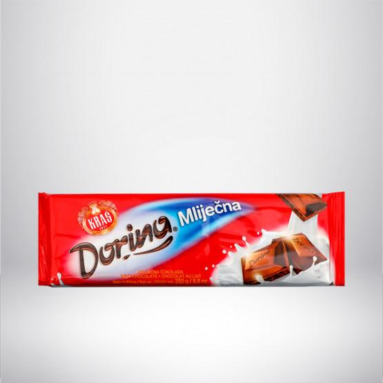 Чоколадо Дорина млечно 250г Краш