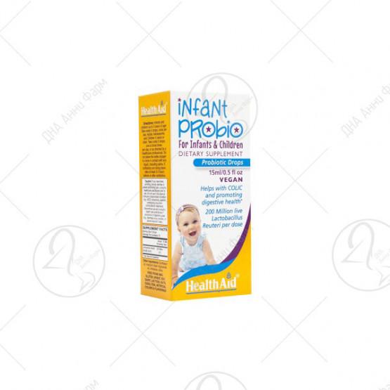 InfantProbio® – Пробиотик за Доенчиња и Деца