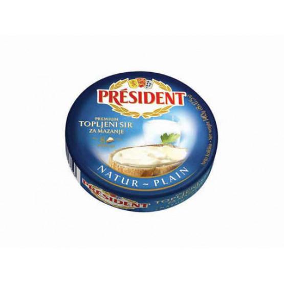 Пресидент Топено сирење Натур 140г
