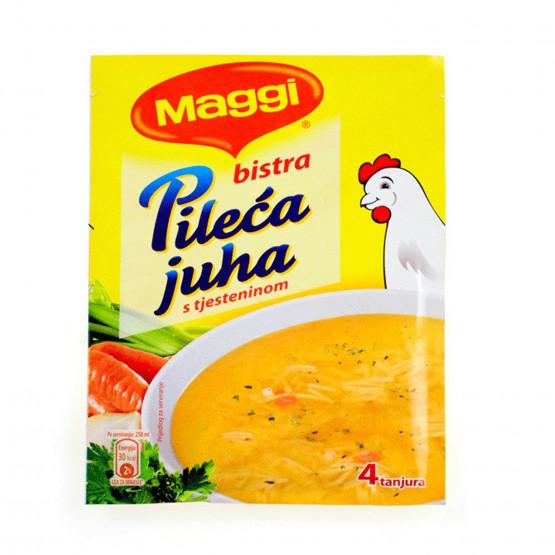 Маги пилешка бистра супа 40г
