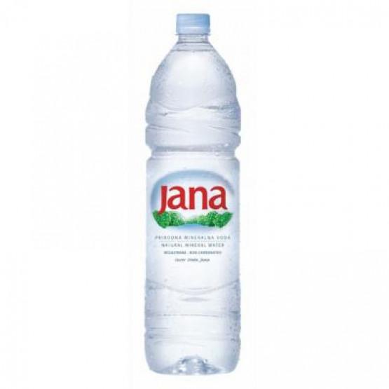 Јана вода негазирана 1.5л
