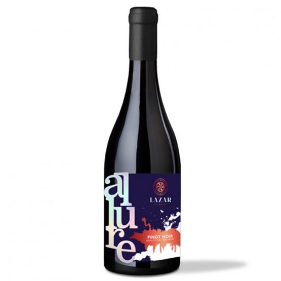 Алур пино ноар винарска визба Лазар 750мл
