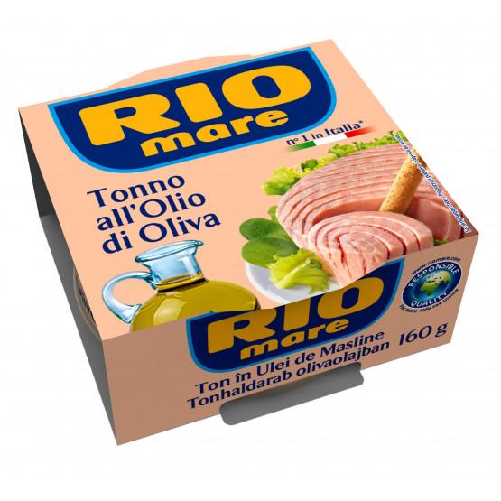 Туна Рио Маре во маслиново масло 160г
