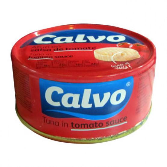 Туна Калво сецкана во сопствен сос 142 г