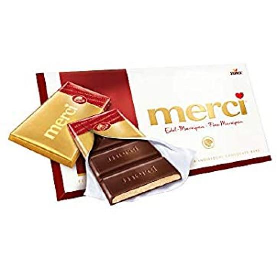 Мерси чоколадо марципан 112г