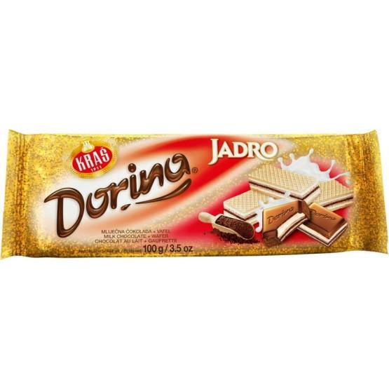 Дорина Чоколадо Јадро 100г