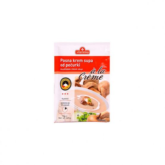 Витаминка супа посна од печурки 70г