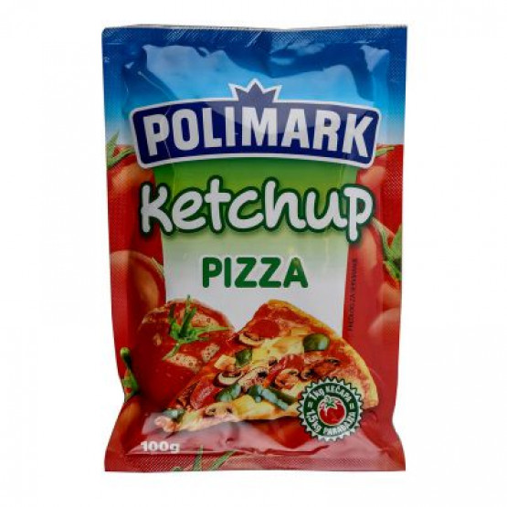 Кечап Полимарк пица кеса 100мл