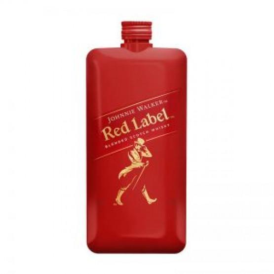 Виски Ред лабел Покет 200мл