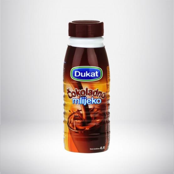 Дукат Чоколадно млеко шише 500мл
