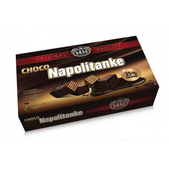 Чоколадни наполитанки 500г Краш