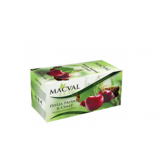 Чај Маквал дива цреша 40г