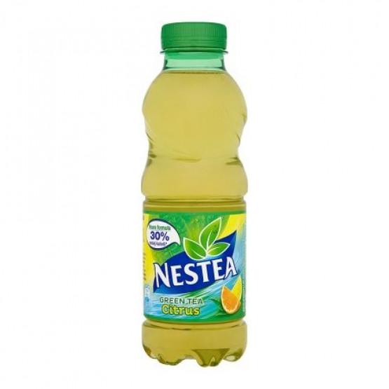 Ладен чај Нести Зелен Цитрус 1.5л