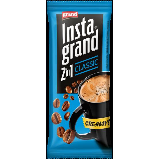 Гранд кафе инстант класик 2во1 кеса 16г