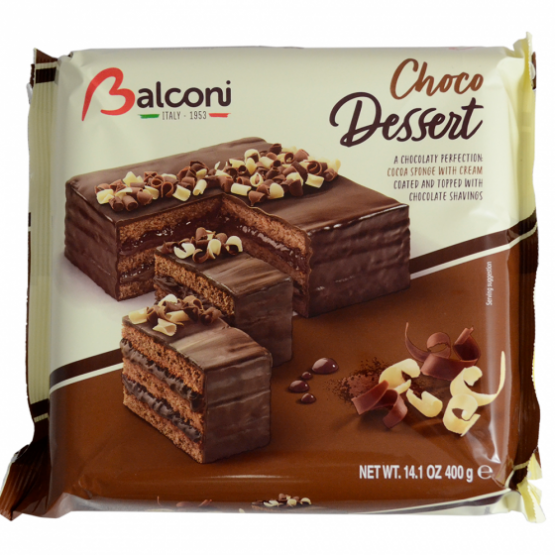 Торта  Балкони Чоколадо 400г